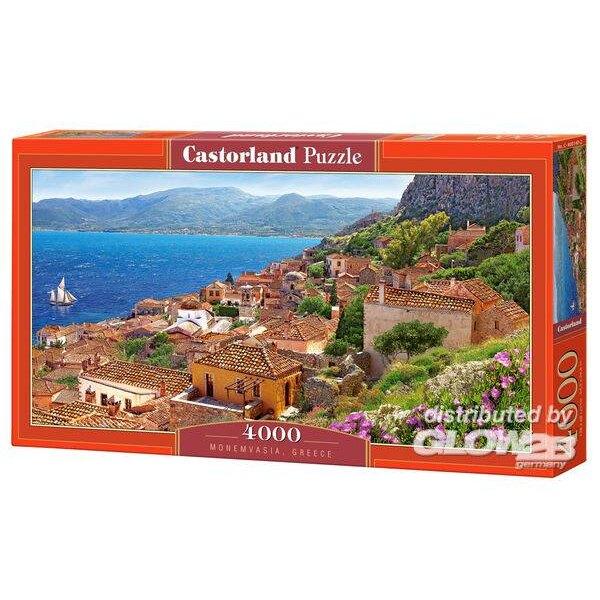 Monemvasia, Grèce Puzzle 4000 pièces