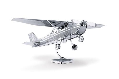 Maquette d'avion - Aviation: CESSNA SKYHAWK --Metal Earth