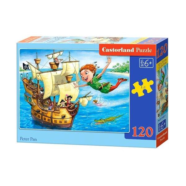 Peter Pan Puzzle 120 pièces
