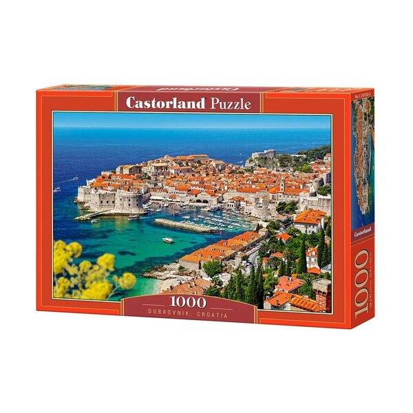 Dubrovnik, Croatie Puzzle 1000 pièces