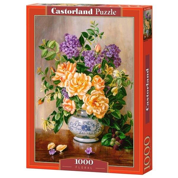 Un bouquet floral Puzzle 1000 pièces