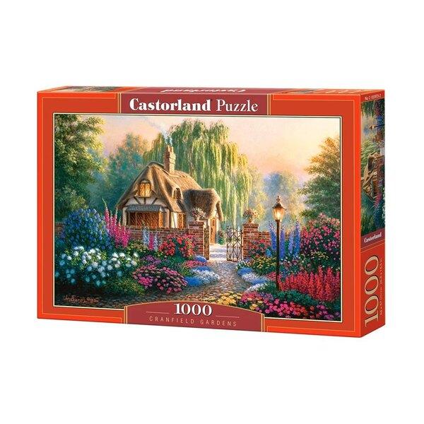 Jardins de Cranfield Puzzle 1000 pièces