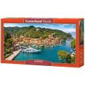 Puzzle Vue de Portofino, puzzle 4000 pièces Castorland C-400201-2