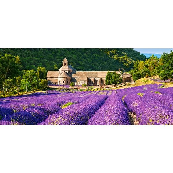 Notre Dame de Sènanque, France Puzzle 600 pièces
