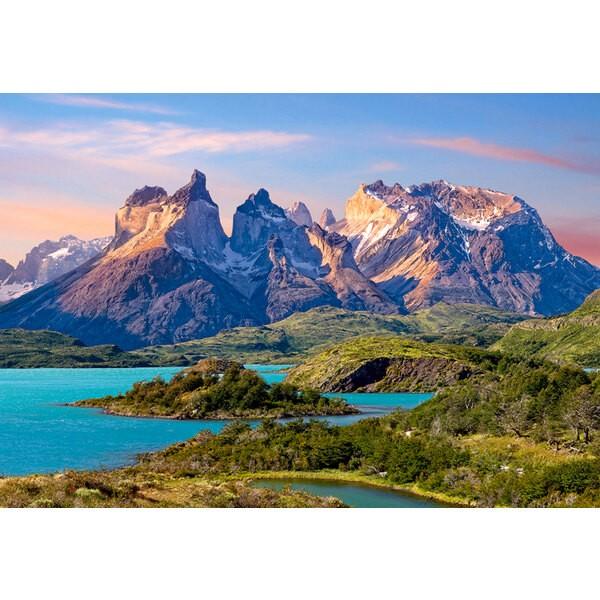 Puzzle Torres del Paine, Patagonie, Chili