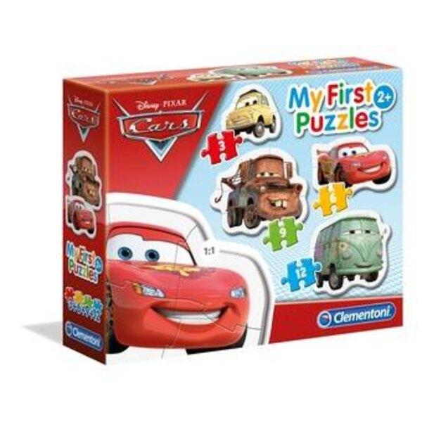 Cars Puzzle 12 pièces