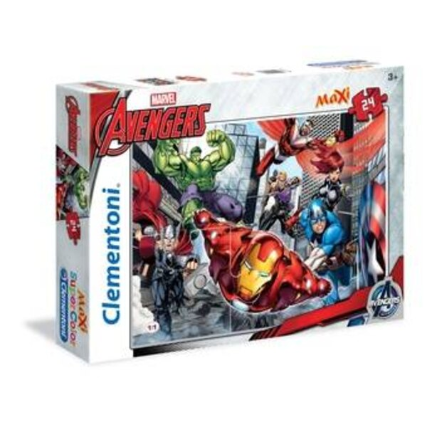 The Avengers : we are the Avengers Puzzle 24 pièces