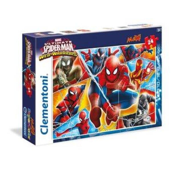 Spider Man Puzzle 24 pièces