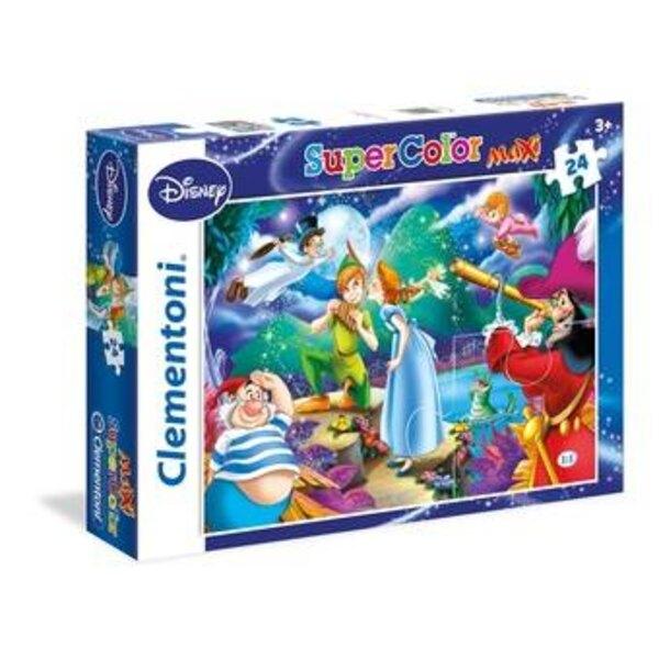 Peter pan Puzzle 24 pièces