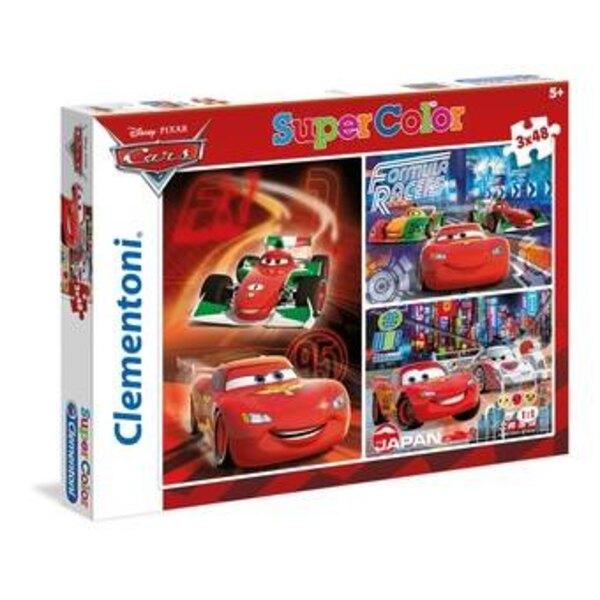 Cars Puzzle 48 pièces