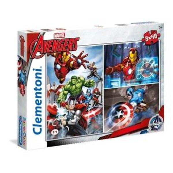 Avengers Puzzle 48 pièces