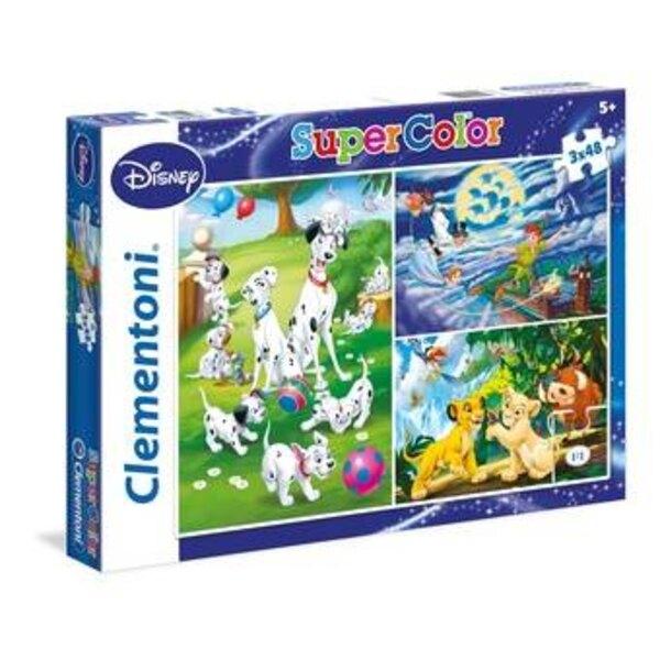 Les classiques Disney Puzzle 48 pièces