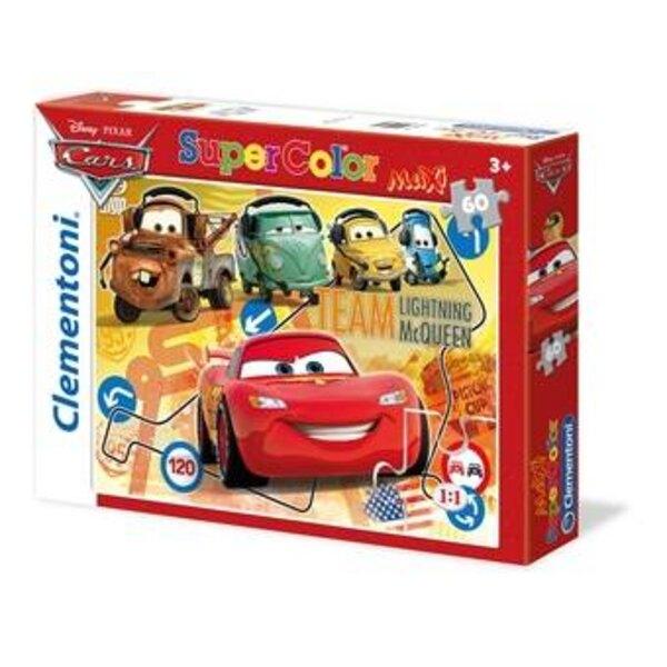 Cars : Pit Crew Pals Puzzle 60 pièces