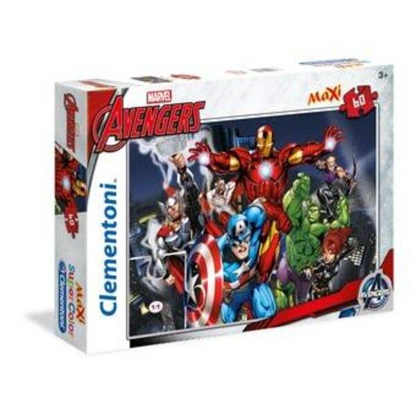 The Avengers Puzzle 60 pièces