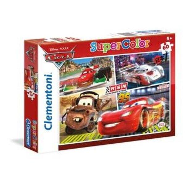 Cars Puzzle 60 pièces