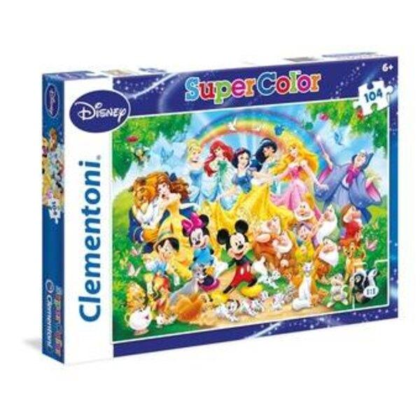 Disney Classic Puzzle 104 pièces