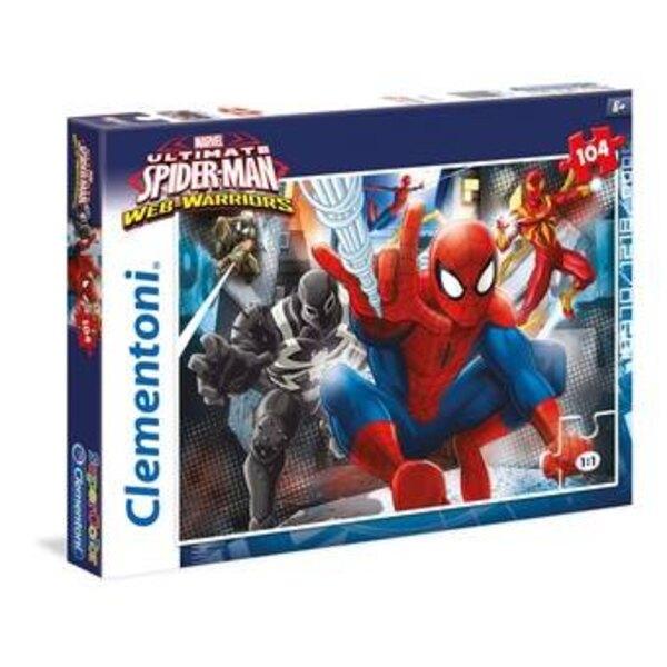 Spider Man Puzzle 104 pièces