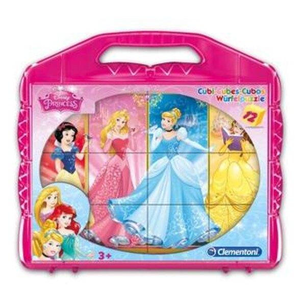 Princesse (Ax2) Puzzle 12 pièces