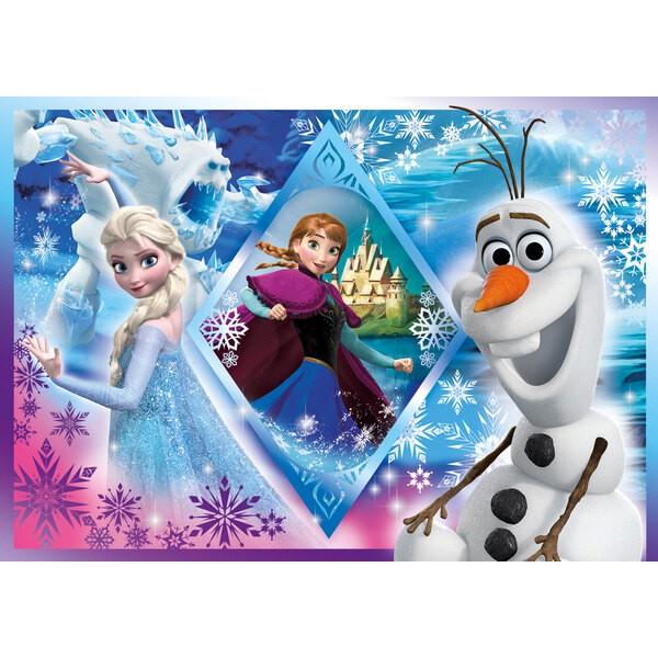 La Reine des Neiges - L'espoir du Royaume Puzzle 250 pièces