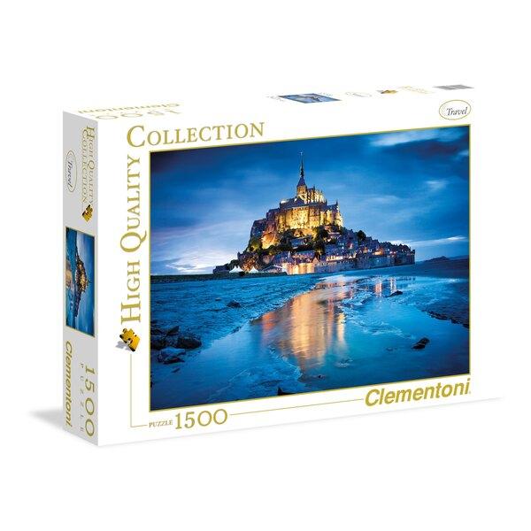 Le Mont Saint-Michel Puzzle 1500 pièces