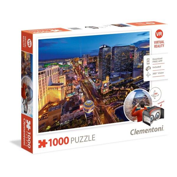 Las Vegas (Ax2) Puzzle 1000 pièces