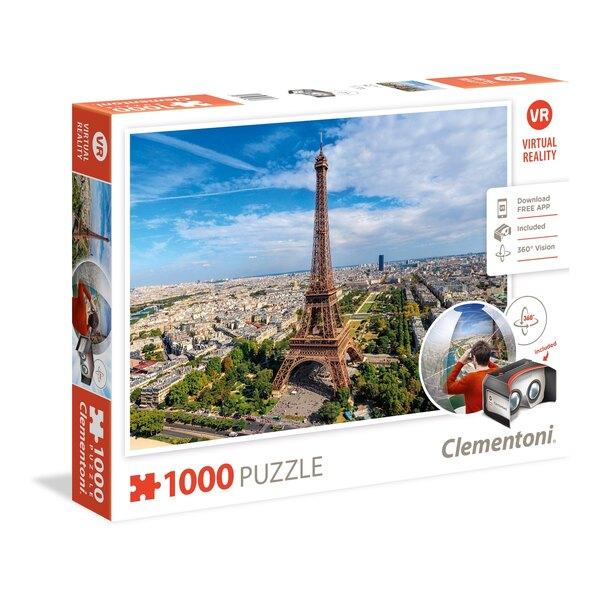 Paris - Tour Eiffel Puzzle 1000 pièces