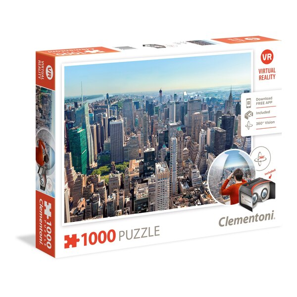 New York Puzzle 1000 pièces