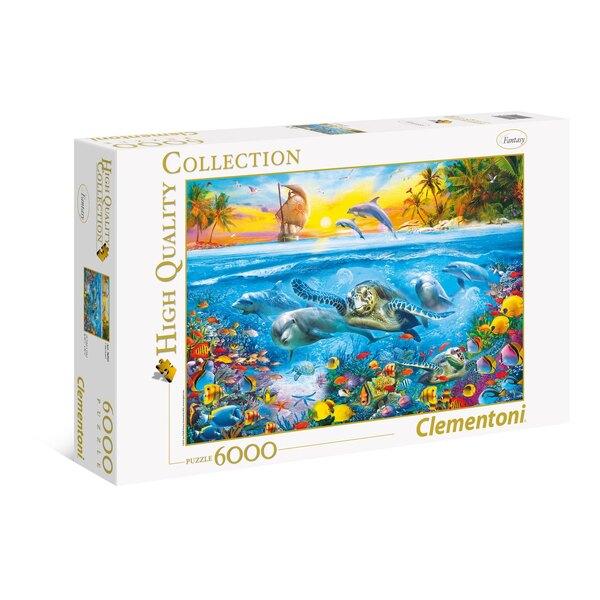 Sous la mer Puzzle 6000 pièces