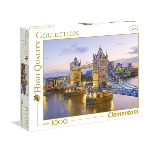Tower Bridge (A3x1) Puzzle 1000 pièces