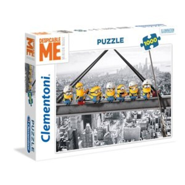 Minions 1 Puzzle 1000 pièces