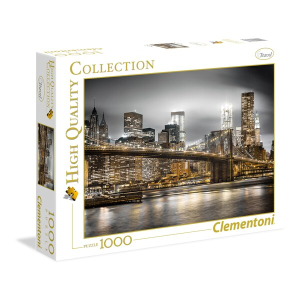 New York Skyline (A3x1) Puzzle 1000 pièces