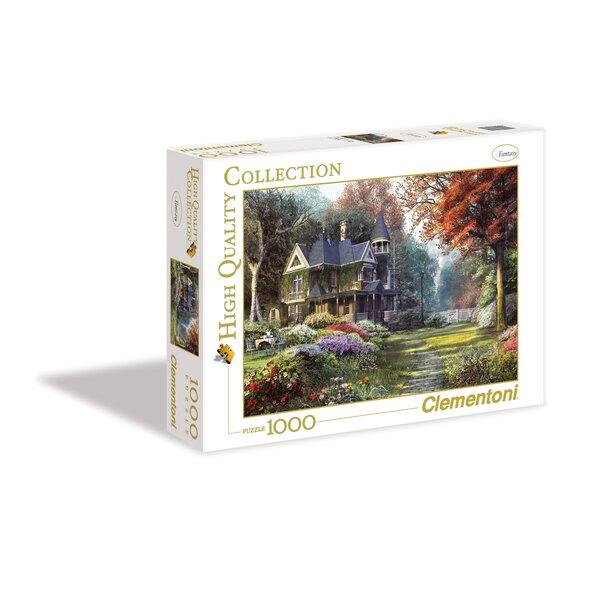 Victorian garden Puzzle 1000 pièces