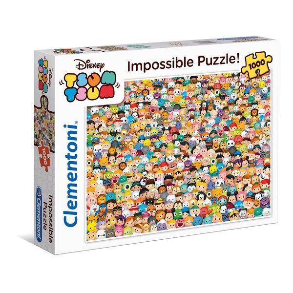Tsum Tsum Puzzle 1000 pièces