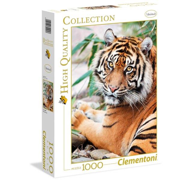 Le tigre de sumatra Puzzle 1000 pièces