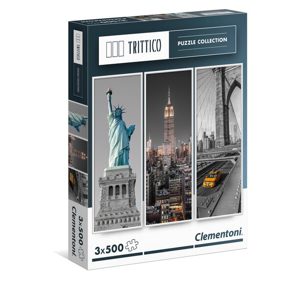 New York (Ax2) Puzzle 500 pièces