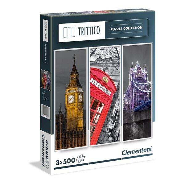Londres (Ax2) Puzzle 500 pièces