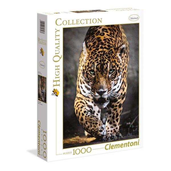 La marche du Jaguar (A3x1) Puzzle 1000 pièces