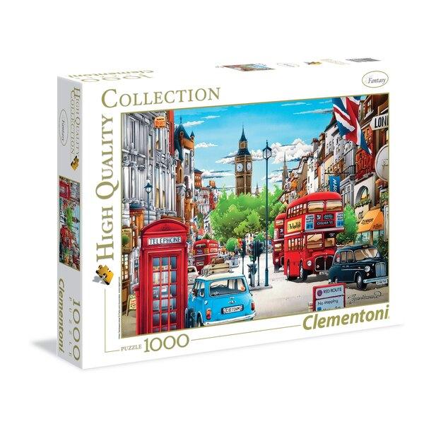 Londres (A1x1) Puzzle 1000 pièces