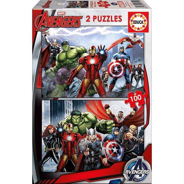 Avengers Puzzle 100 pièces