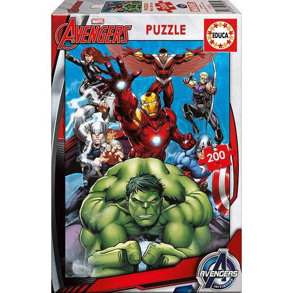 Avengers Puzzle 200 pièces