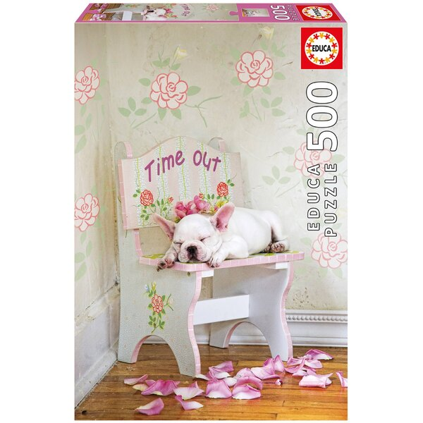 Taking time out lisa jane Puzzle 500 pièces