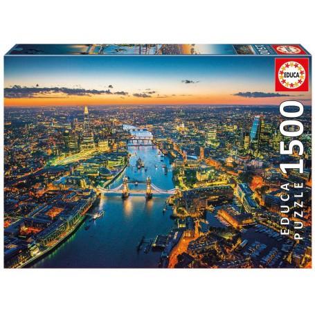 Londres vu du ciel Puzzle 1500 pièces