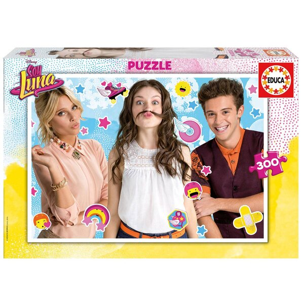 Soy luna Puzzle 300 pièces