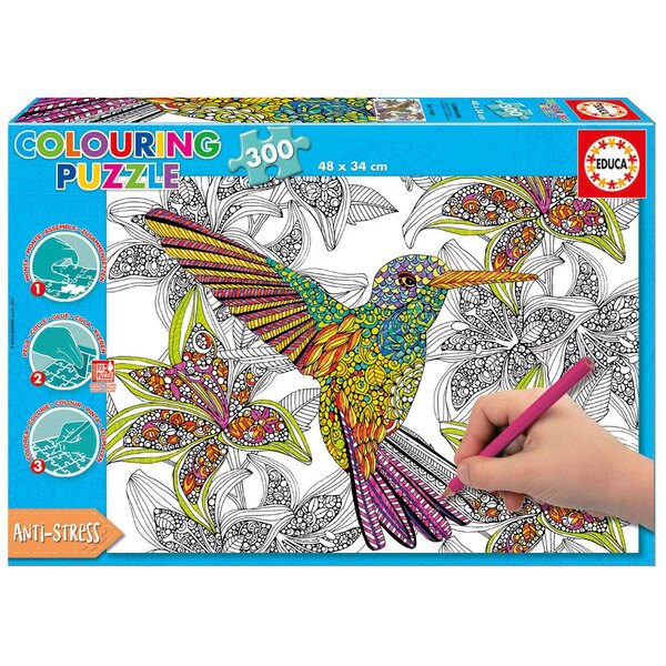 Doodle art 300 pièces