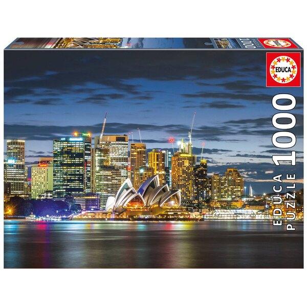 Sydney au crépuscule Puzzle 1000 pièces