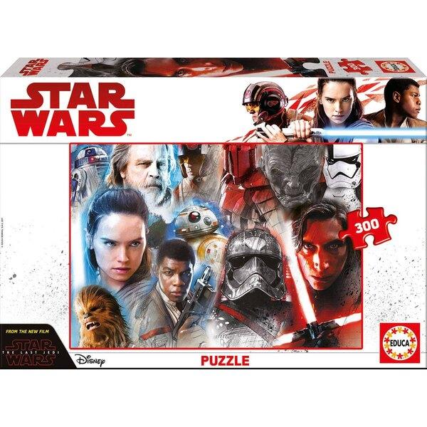 Star wars episode viii Puzzle 300 pièces