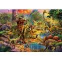 Terre de dinosaures