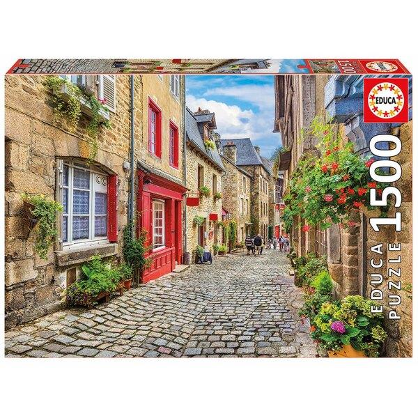 Promenade parmi les fleurs Puzzle 1500 pièces