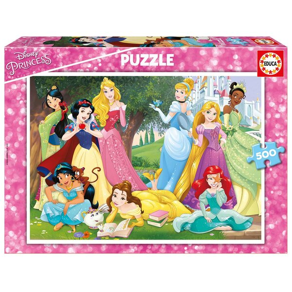 Princesses disney Puzzle 500 pièces