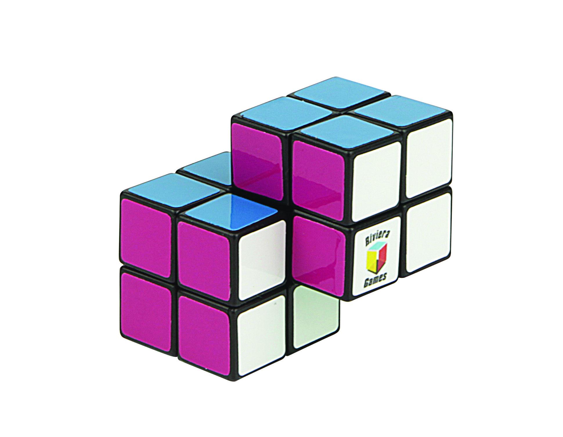 Casse-têtes - Multi-cube double - 15 x 4 x 12 cm --Riviera Games
